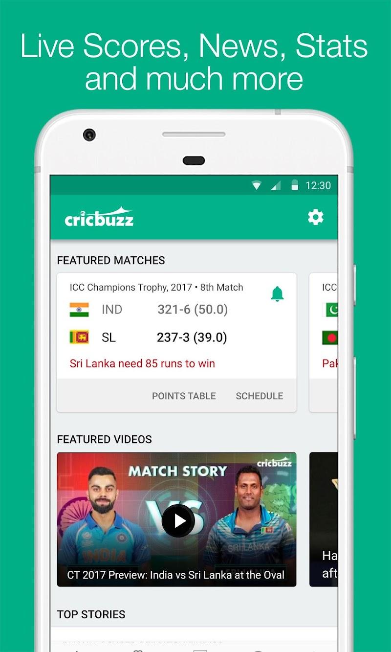 Cricbuzz – Live Cricket Scores news v4.8.005 [ADFREE] APK