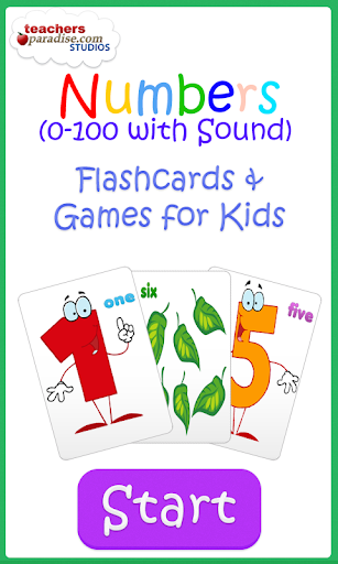 0-100 Kids Learn Numbers Game For PC Windows (7, 8, 10, 10X) & Mac Computer Image Number- 5