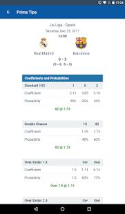 Football Predictions Prima Tips 6.0 Screenshots 15