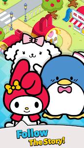 Hello Kitty – Merge Town 2
