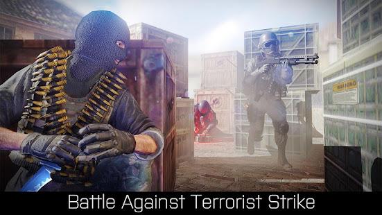 Overkill Strike: fury shooting beast Mod Apk