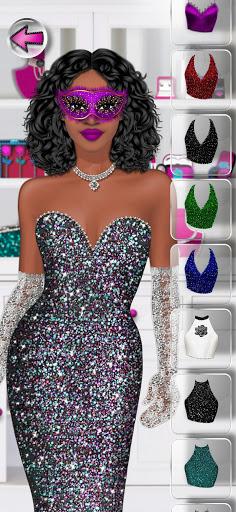 High Fashion Clique - Dress up & Makeup Game Girl 2.7 screenshots 2