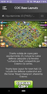 Base Layouts for COC screenshots 7