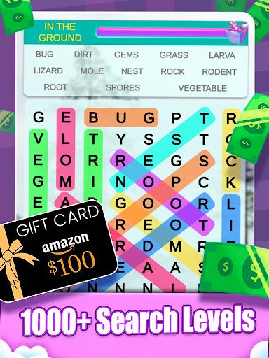 Word Search u2013 Word Puzzle Games Free to Big Win 1.1.4 screenshots 16