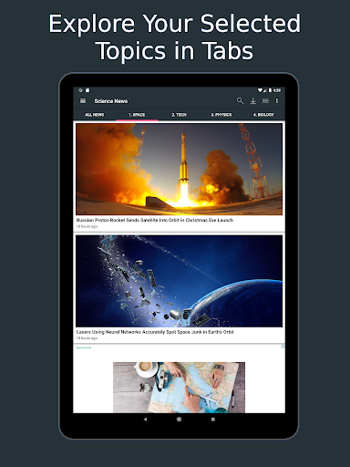 Science News Daily: Science Articles and News Appu2028 9.2 screenshots 12
