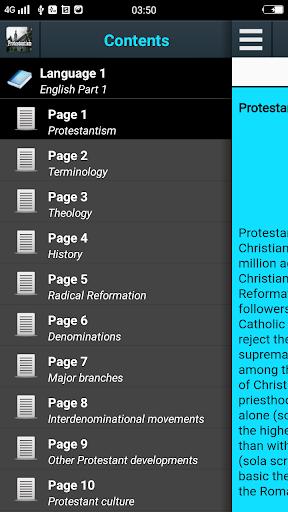 Foto do History of Protestantism