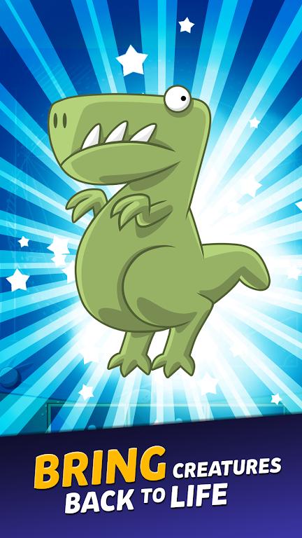 Crazy Dino Park  poster 2