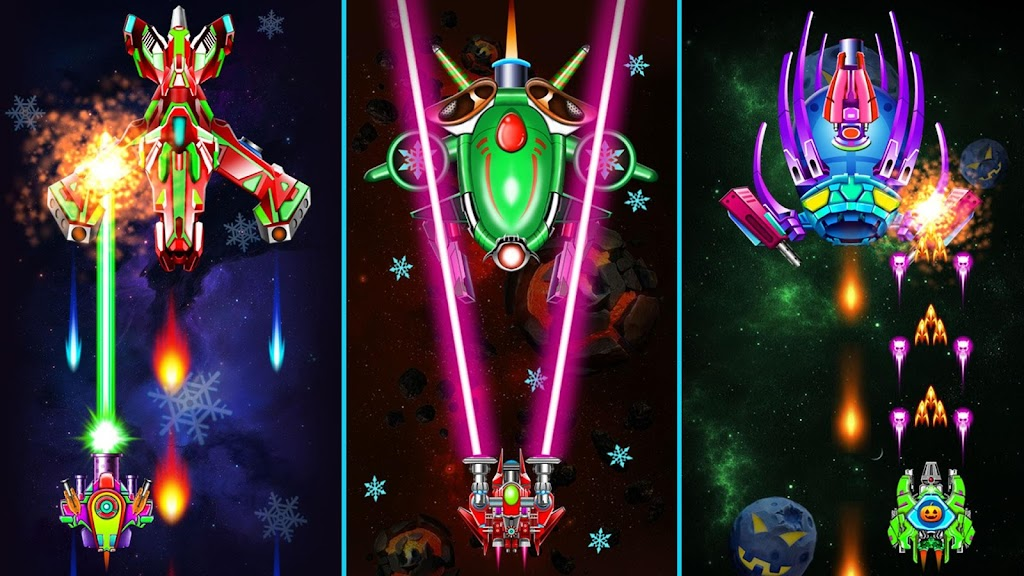 Galaxy Attack: Alien Shooter poster 15