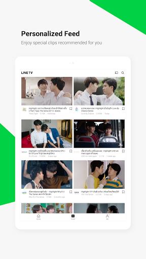 LINE TV 1.1.1 Screenshots 12