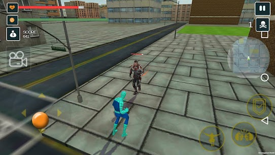 Super Spider City Battle Hack Online (Android iOS) 4