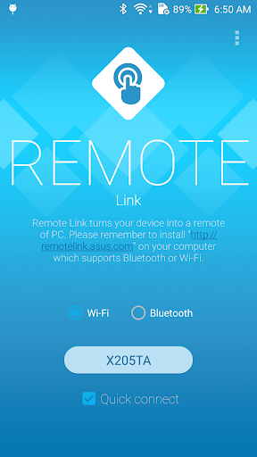 remote link (pc remote) screenshot 1