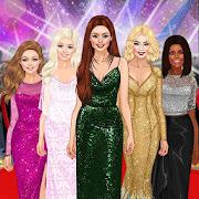 Red Carpet Dress Up Girls Game