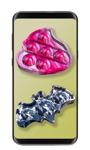 Pop it fidget toy 2! DIY calming asmr popers game 1.0.4 screenshots 7