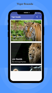 Tiger Sounds 1.2.1 Mod + Data Download 1