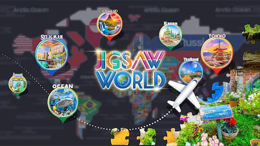 Jigsaw Puzzles World - puzzle games Apkfinish screenshots 8