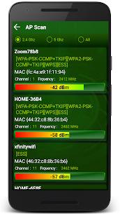 Wifi Analyzer- Home & Office Wifi Security 14.19 Apk + Mod 3
