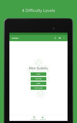 Sudoku - Free & Offline 2.4.0 Screenshots 16