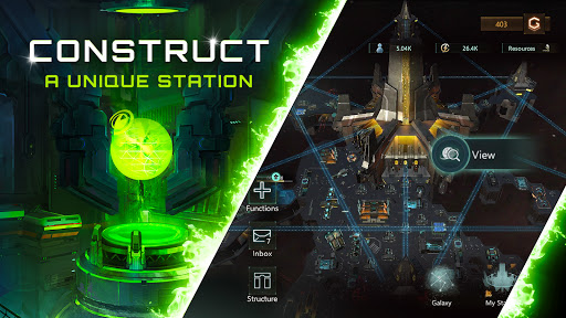 Stellaris: Galaxy Command, Sci-Fi, space strategy  screenshots 22