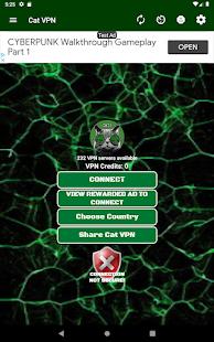 Cat VPN - Cloud VPN Proxy Server & Secure Service