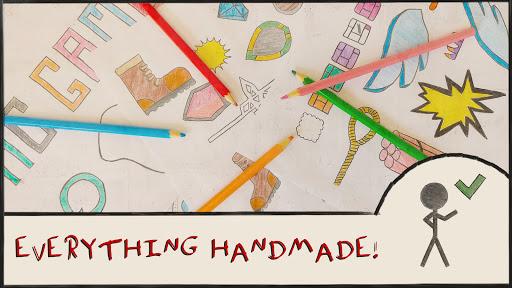 King of obstacles: Handmade adventure  screenshots 16