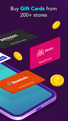 Zingoy - Gift Cards, Cashback Offers & Coupons screenshots 3