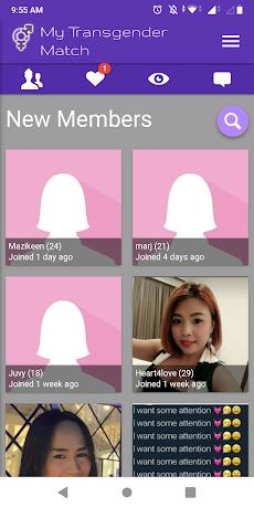My Transgender Match - free transgender dating appのおすすめ画像5