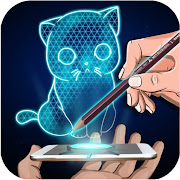 Coloring Book Slime - Color Drawing Learning Game