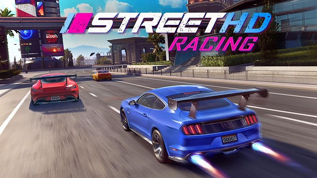 Street Racing HD  poster 0