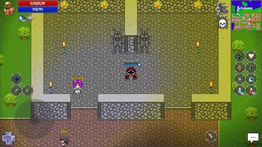 Kakele Online - MMORPG 3.5.1 screenshots 3