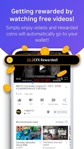 Chainflix u2013 Watch Videos & Earn Coins! android2mod screenshots 3