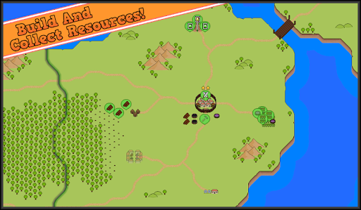 Alienum: The Alien War Battle Strategy Game - RTS screenshots 4