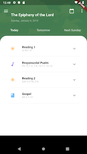 Catholic Daily Mass Readings – Audio Included 1.19.0 MOD Apk Download 1