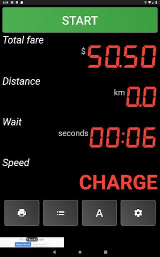 TAXImet - Taximeter  Screenshots 14