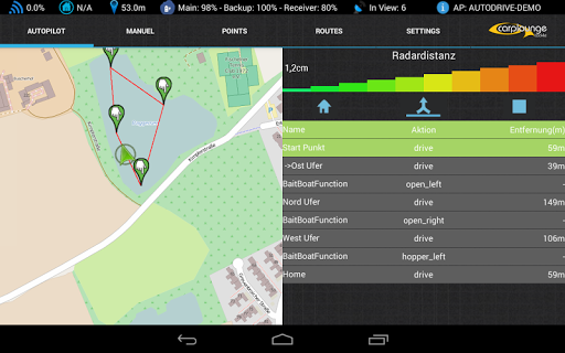 Carplounge GPS Autopilot V3 7.9.3 Screenshots 2