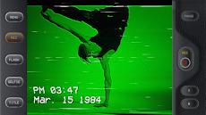 1984 Cam – VHS Camcorder, Retro Camera Effectsのおすすめ画像3