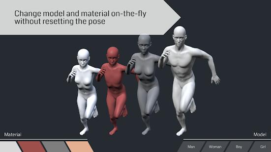 El Pose 3D 1.0.7 Screenshots 2