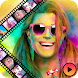 Happy Holi Video Maker 2021 - Androidアプリ