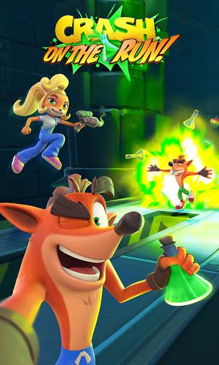 Code Triche Crash Bandicoot: On the Run! (Astuce) APK MOD screenshots 5