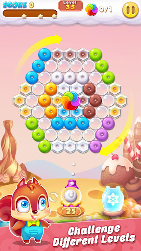Bubble Shooter Cookie screenshots 5