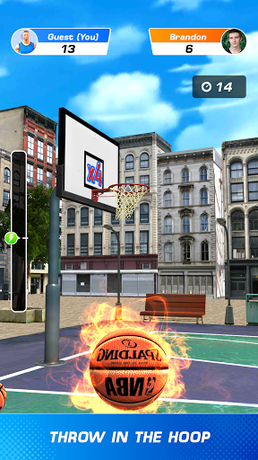 Basketball Clash: Slam Dunk Battle 2K'20 1.2.2 screenshots 14