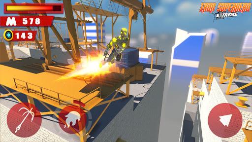 Iron Super Hero Extreme apktram screenshots 2