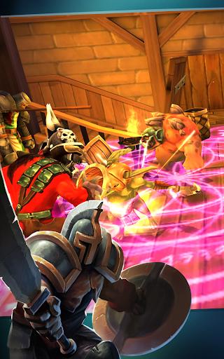 Heroes of Destiny: Fantasy RPG, raids every week 2.3.7 de.gamequotes.net 4