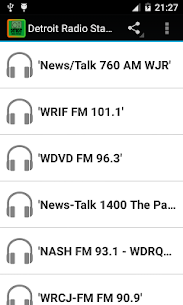 Detroit Radio Stations 1.7 Mod APK Updated 1