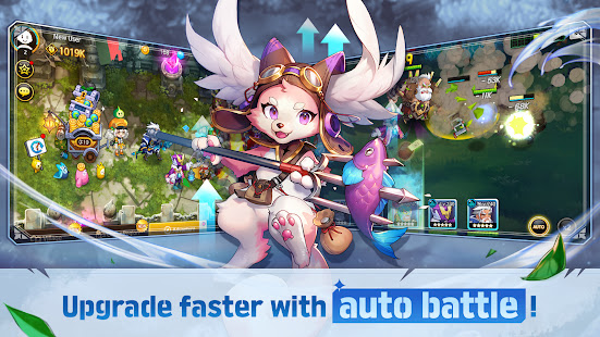 Mod Game IDLE LUCA for Android