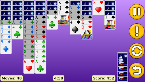 Spider Solitaire 1.18 Screenshots 4