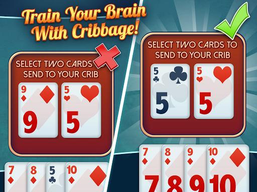 Ultimate Cribbage - Classic Board Card Game  screenshots 7