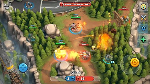 Pico Tanks: Multiplayer Mayhem modavailable screenshots 6