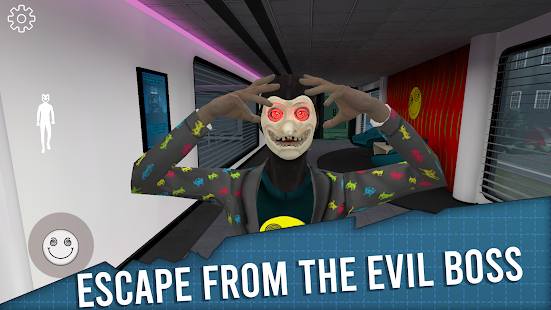 Smiling-X Horror game: Escape from the Studio 2.5.3 Screenshots 1