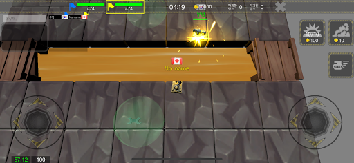 Télécharger Tank Battle Arena : Multiplayer APK MOD (Astuce) screenshots 1