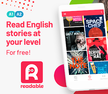 Read English Stories for free – Readable (MOD APK, AD-Free) v52 1